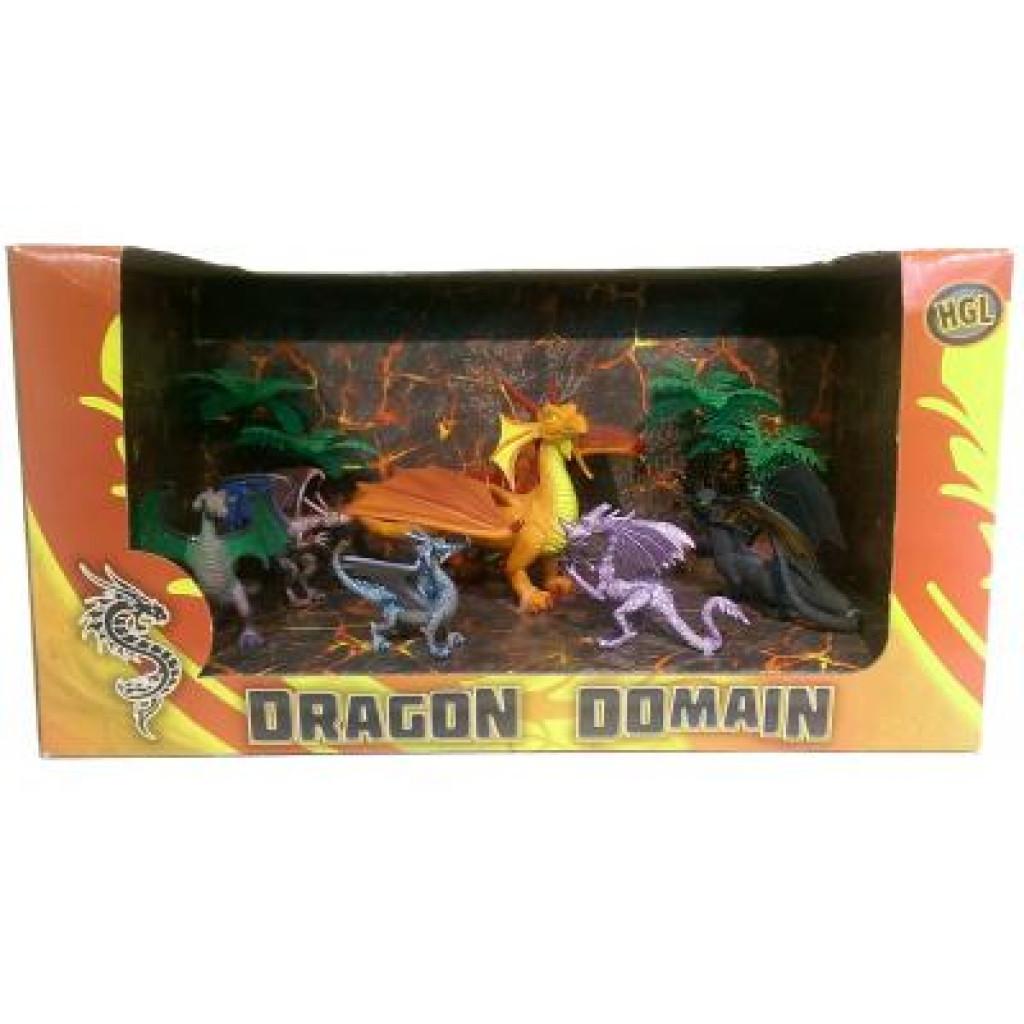 Игровой набор HGL Волшебные драконы Серия B (SV12185)