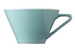 Чашка - 90 мл, Бирюзовая (G.Benedikt) Daisy Aquamarin