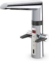Кухонний змішувач Oras Optima 2727F (сенсорний)