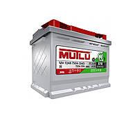 Аккумулятор MUTLU EFB Start-Stop 6CT-72Ah/750A R+ EFB.L3.72.072.A Автомобильный (МУТЛУ) АКБ Турция НДС