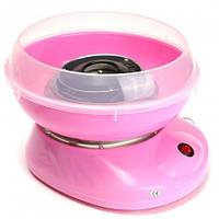 Аппарат для приготовления сладкой ваты Candy Maker Розовый (DB00067)