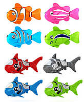 Интерактивная роборыбка Nano Fish JH6601. Много цветов., фото 1