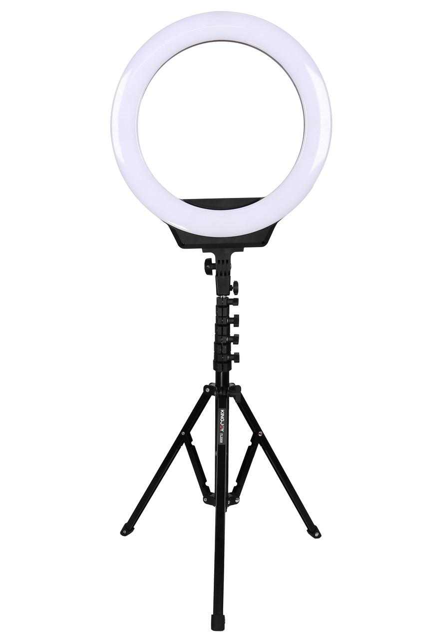 Кільцева світлодіодна лампа AFI R116 зі стійкою, кільцевої led світло 3200-6500к