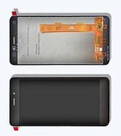 Дисплей модуль для TP-Link Neffos X1 Lite TP904A в зборі з тачскріном, чорний