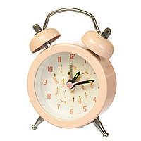 """Часы-будильник """"Лебединая история"""" (7.5*5.5*1.5 см) *рандомный выбор дизайна, 018AK"""