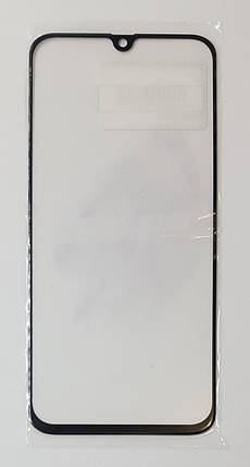 Стекло модуля для Samsung A40 A405 черное, фото 2