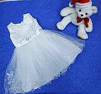 Детское нарядное бальное платье для девочки от 3-5 лет