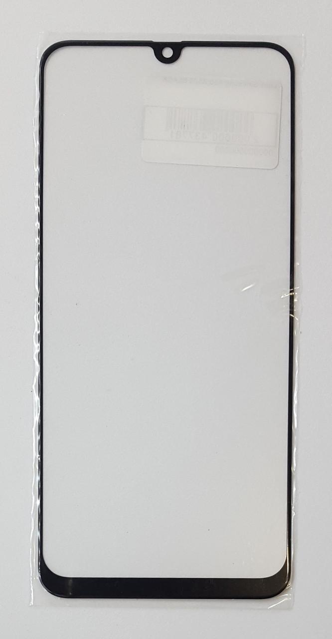Скло модуля для Samsung A50 A505 чорне