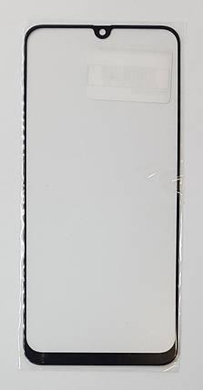 Скло модуля для Samsung A50 A505 чорне, фото 2