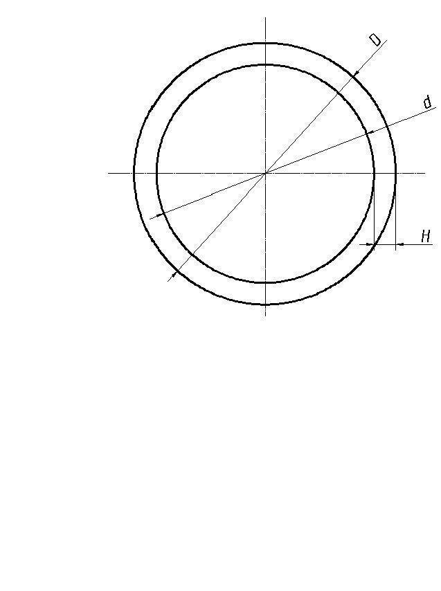 Труба круглая алюминиевая Ø 200 * 3 мм