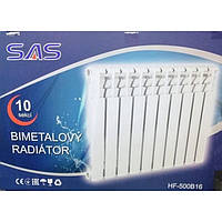 Радиатор биметаллический SAS 500/80