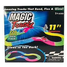 Конструктор Magic Tracks 220 деталей ORIGINAL