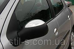 Накладки на зеркала PEUGEOT 206 (1998-2012)