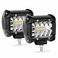 Led прожектор (светодиодная фара) 200W 12-24V