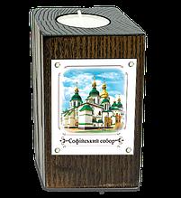 """Эко-подсвечник. м. Київ. """"Софійський собор"""""""