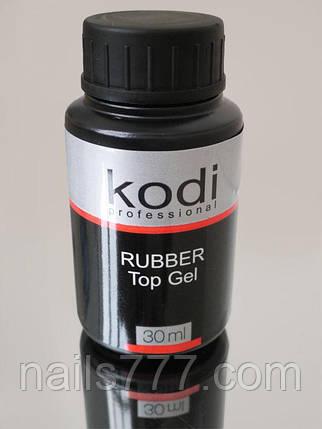 Топовое покрытие для гель лака Kodi 30 мл, фото 2