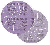 3M™ Cubitron™ II Hookit™ 737U Шлифовальный Круг 150 диаметр Р150
