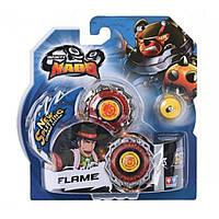 Волчок AULDEY Infinity Nado Стандарт Blast Flame с устройством запуска (YW624305)