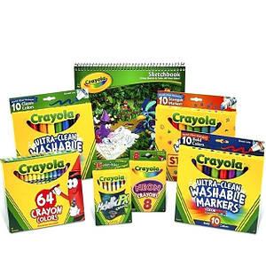 Наборы для творчества Crayola
