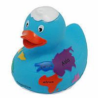 Игрушка для ванной LiLaLu Глобус утка (L1617), фото 1