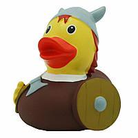Игрушка для ванной LiLaLu Утка Викинг (L1855), фото 1