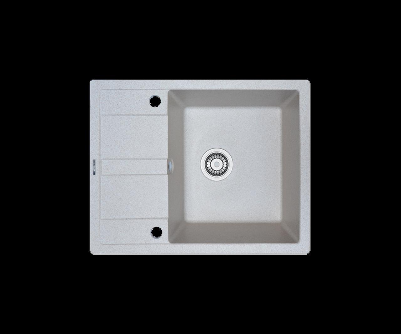 Кухонна мийка гранітна Borgio PRC-650x500 піщаний