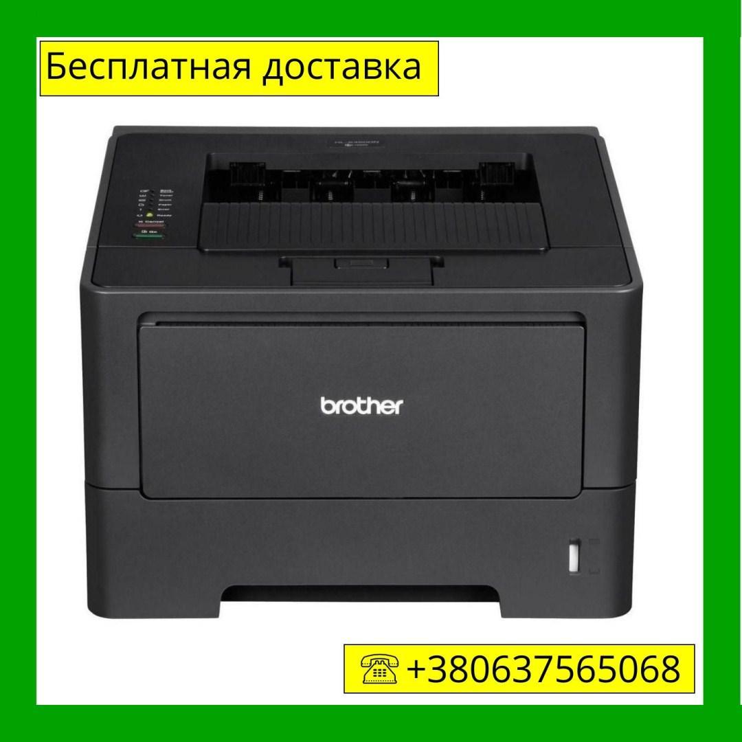 Б/У Лазерный Принтер Brother HL-5450DN