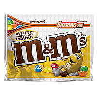 M&M's White Chocolate Peanut 272.2g