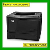 Б/У Лазерный Принтер HP LaserJet Pro M401d, фото 1