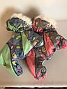 Комбінезон хутро 25 см разм 0 Парасолька рожевий  для собак, фото 8