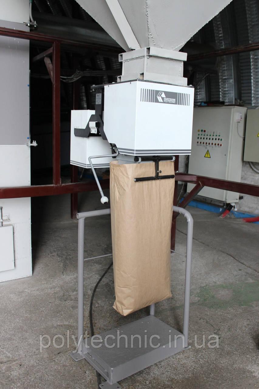 Весовой дозатор для фасовки круп
