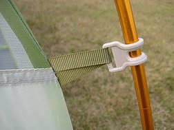 Палатка 1 местная с раскладушкой Mimir 1703S, фото 3