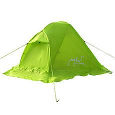 Палатка 1 местная с раскладушкой Mimir 1703S, фото 2