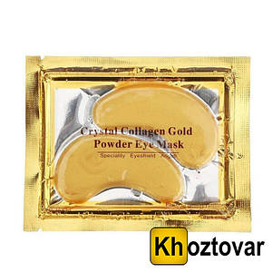 """Коллагеновая патчи для глаз """"Crystal Collagen Gold Powder Eye Mask"""""""