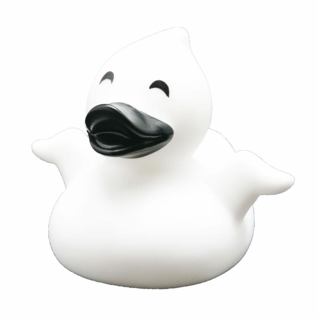 Игрушка для ванной LiLaLu Привидение утка (L1896)
