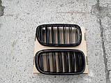 Решетка радиатроа- ноздри BMW X5 F15, фото 3