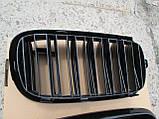 Решетка радиатроа- ноздри BMW X5 F15, фото 5