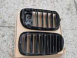Решетка радиатора BMW X5 F15 под камеру, фото 4