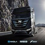 IVECO анонсирует электрический грузовик совместно с компанией Nikola