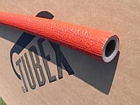 ІЗОЛЯЦІЯ ДЛЯ ТРУБ TUBEX Protekt, червона внутрішній діаметр 18 мм, товщина стінки 6 мм, виробник Чехія