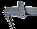 Підстава для столу Каре П (опора, база), h725, фото 4