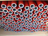 ІЗОЛЯЦІЯ ДЛЯ ТРУБ TUBEX® Protekt, внутрішній діаметр 22 мм, товщина стінки 6 мм, виробник Чехія, фото 6