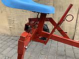 Адаптер для мотоблока Булат длинный (универс.ступица, колеса 4,00-8), фото 6