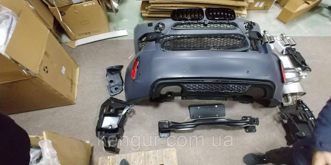 Обвес BMW X6 F16 M Paket X6 M