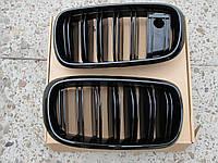 Решетка радиатора BMW X6 F16 под камеру