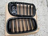 Решетка радиатора BMW X6 F16 под камеру, фото 4
