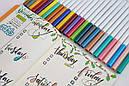 Фломастеры маркеры смывающиеся 50 цветов Crayola Super Tips Washable, фото 5