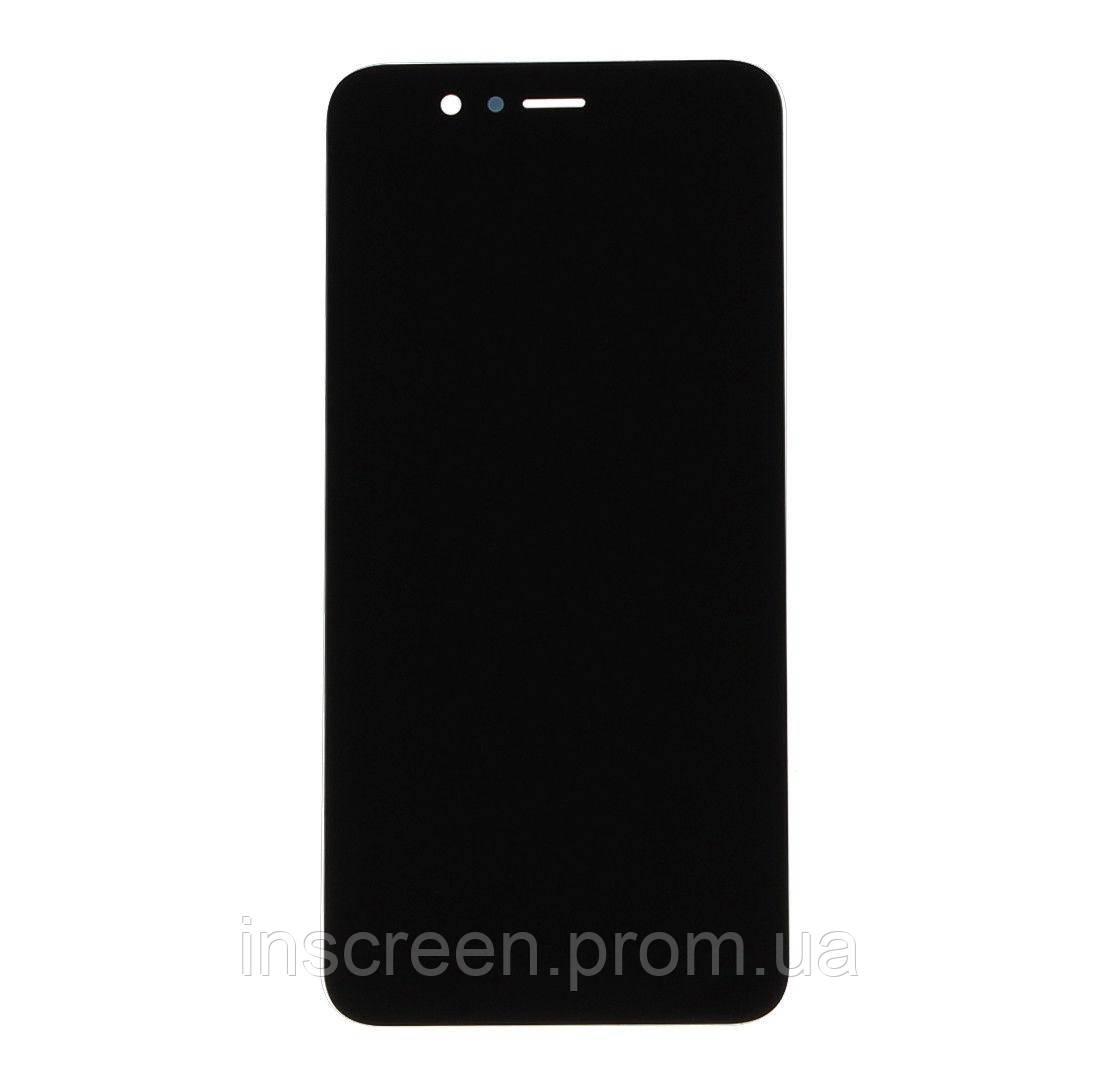 Экран (дисплей) Huawei Nova 2 Plus 2017 (BAC-L21) с тачскрином (сенсором) черный
