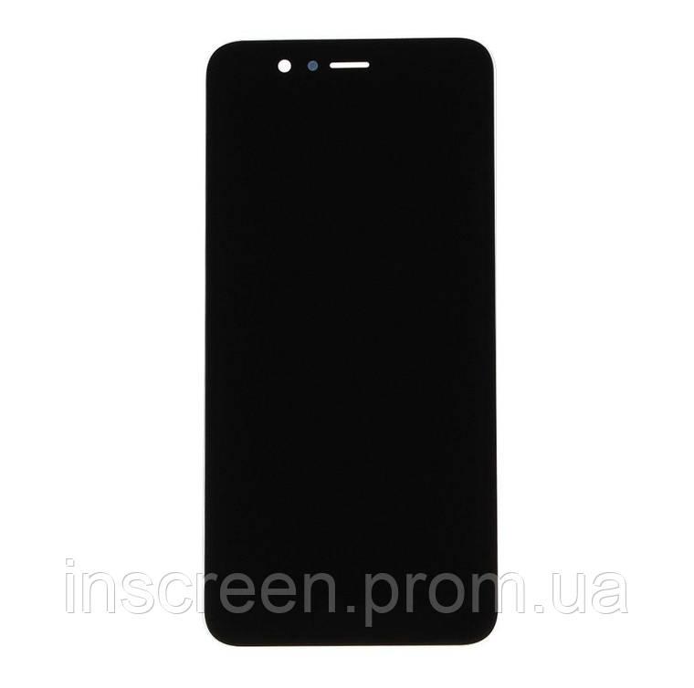 Экран (дисплей) Huawei Nova 2 Plus 2017 (BAC-L21) с тачскрином (сенсором) черный, фото 2