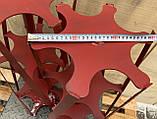 Роторная борона WEIMA 500\900 (шестигранник 24 мм, захват 70 см), фото 4